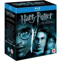 Harry Potter Complete 8-Film Blu-Ray Set