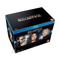 Battlestar Galactica The Complete Blu-Ray Series for $54.44 Shipped
