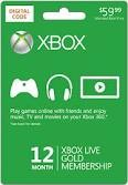 Xbox 360 Live 12-Month Gold Membership Subscription for $34.95 Shipped