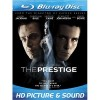 The Prestige Blu-Ray for $6.96