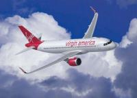 Virgin America Airlines 20% Off Flights + Off Future Flight