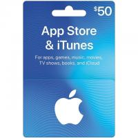 Apple iTunes Gift Cards 15% Off