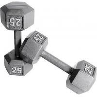Barbell Solid Hex Dumbbells