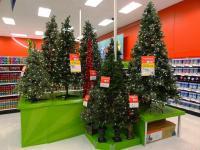 Target Christmas Trees 50% Off