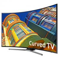 Samsung 65in 4K Curved UHD LED HDTV with Gift Card