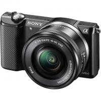 Sony Alpha a5000 Mirrorless Digital Camera with Lens