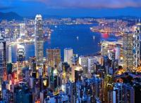Roundtrip Non-Stop Flight Tickets to Hong Kong