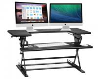 Halter ED-600 Height Adjustable Desk Stand