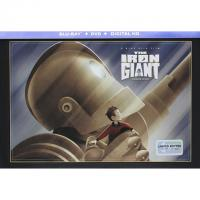 Iron Giant Signature Edition Ultimate Collectors Blu-ray