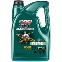 5qt Castrol GTX 5W-30 Magnatec Full Synthetic Motor Oil