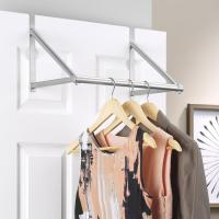 Whitmor Over-The-Door Closet Rod