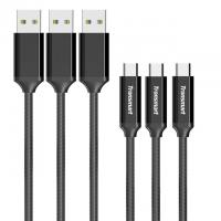 3x Tronsmart USB-C to USB Cables