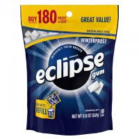180-Piece Eclipse Sugar Free Gum