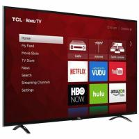TCL 55in 55S405 4K UHD HDR Roku Smart LED HDTV