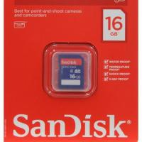 SanDisk 16GB Ultra SDHC Memory Card
