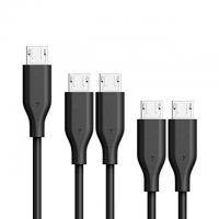 5 Anker PowerLine microUSB Charging Cables