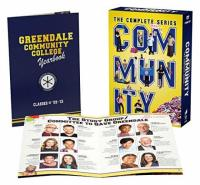Community The Complete Series DVD Box Set