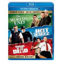 Worlds End + Hot Fuzz + Shaun of the Dead Blu-ray