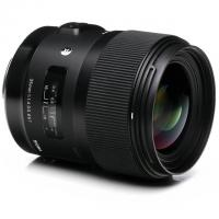 Sigma 35mm f/1.4 DG HSM Art Canon Lens with USB Dock