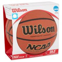 Wilson NCAA Final Four Edition Composite Leather Basketball