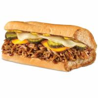 Quiznos Buy One Get One Free Pulled Pork Sub Sandwich