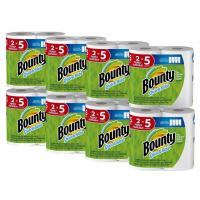 16 Bounty Quick-Size Family Roll Paper Towels