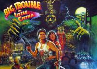 Big Trouble in Little China Movie
