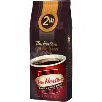 2lb Tim Hortons Original Blend Whole Bean Coffee