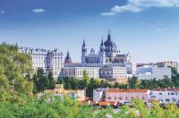 Roundtrip Flights North Carolina to Spain