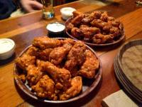 Hooters 10-Piece Chicken Wings Free