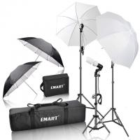 Emart 600W Photography Photo Video Lighting Kit