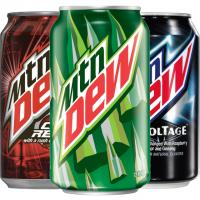Target Mountain Dew Beverages 40% Off