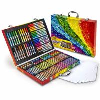 Crayola Inspiration 140-Piece Art Case