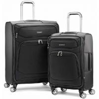 Samsonite StackIt Plus 2-Piece Stackable 1680D Luggage Set