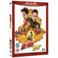 2x Marvel 3D Blu-ray Movies
