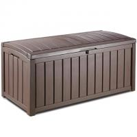 101G Keter Glenwood Plastic Outdoor Storage Box
