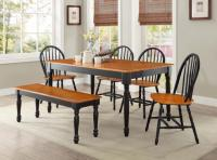 Better Homes and Gardens Autumn Lane Farmhouse Dining Table