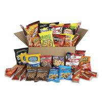 40 Count Frito Lay Ultimate Snack Care Package