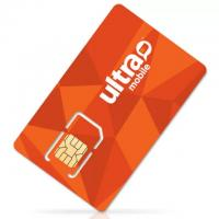 12 Months of Ultra Mobile Prepaid Unlimited Talk and Text