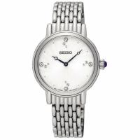 Seiko Womens Watch with Stainless Steel Bracelet
