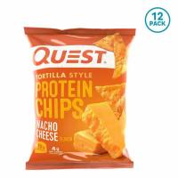 12 Pack of Quest Nutrition Tortilla Style Protein Chips