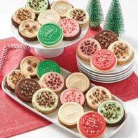 Cheryls Cookies 24-Count Ultimate Holiday Cookie Assortment