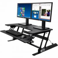 Rosewill Electric 36in Height Adjustable Sit Stand Desk