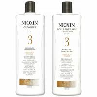 Nioxin Cleanser and Scalp Therapy Conditioner Duo