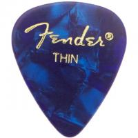 12 Fender 351 Shape Classic Thin Celluloid Picks