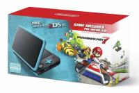 New Nintendo 2DS XL Console with Mario Kart 7