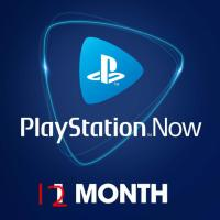 PlayStation Now 12-Month Cloud Gaming Subscription