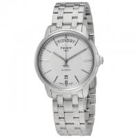 Tissot Mens T-Classic Automatic III Day Date Watch