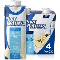 4 Pure Protein Complete Ready to Drink Shakes