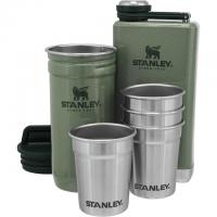 6-Piece Stanley Adventure Shot Glass And Flask Set